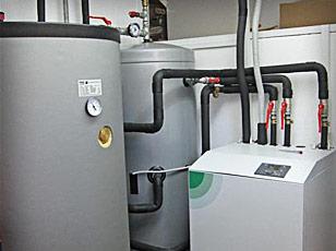 Pompe de caldura, Coolwex