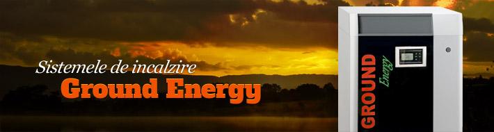 sistemele de incalzire Ground Energy